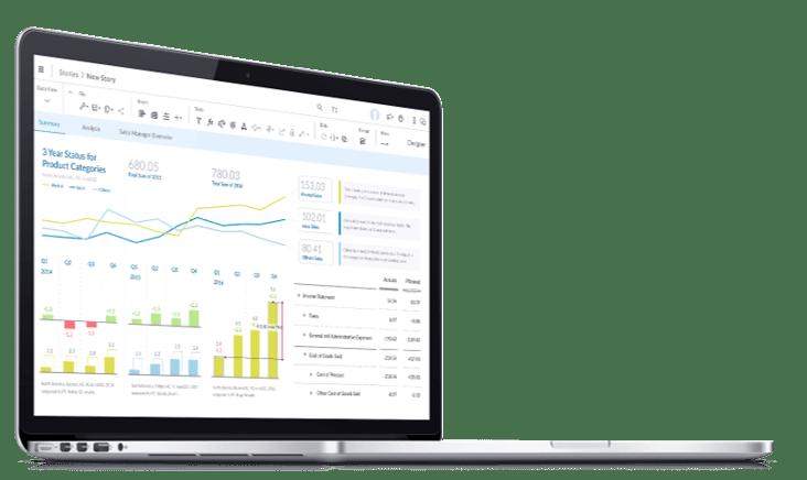 SAP Analytics Cloud (SAC), un outil de reporting pour améliorer la performance en entreprise