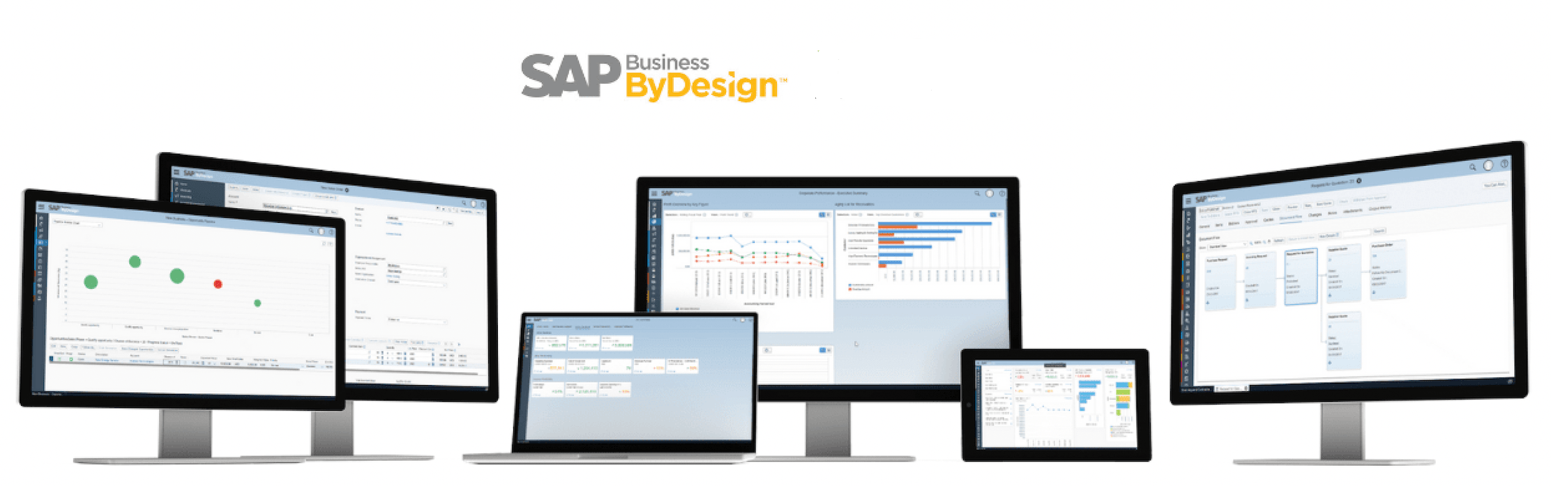 SAP Business ByDesign Sileron
